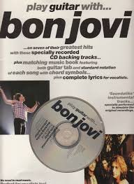 PLAY GUITAR WITH... BON JOVI
