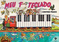 MEU PRIMEIRO TECLADO - Cristine Prado