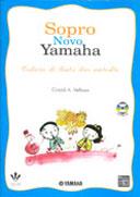 SOPRO NOVO YAMAHA - Flauta Doce Contralto - Cristal A. Velloso