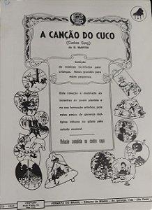 A CANÇÃO DO CUCO - partitura para piano - G. Martin