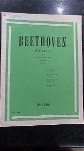 BEETHOVEN - SONATA OPUS 90 PARA PIANO