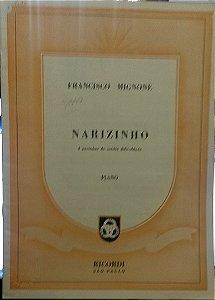 NARIZINHO - Francisco Mignone (4 pecinhas de média dificuldade)