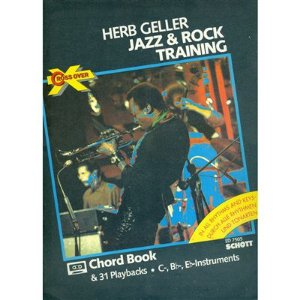 JAZZ AND ROCK TRAINING-31 PLAYBACKS - Herb Geller