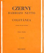 CZERNY - Coletânea - Vol. 6 - 32 Estudos - Barrozo Netto