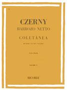 CZERNY - Coletânea - Vol. 4 - 35 Estudos - Barrozo Netto