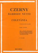 CZERNY - Coletânea - Vol. 5 - 35 Estudos - Barrozo Netto