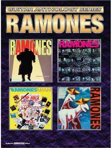 RAMONES GUITAR ANTHOLOGY SERIES