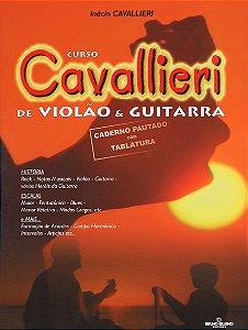 CURSO CAVALLIERI DE VIOLÃO E GUITARRA - Inácio Cavallieri