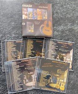 Cds do livro Memórias Sertanejas vol. 2 (Clássicos da Música de Raizes) - Rene Faria Filho