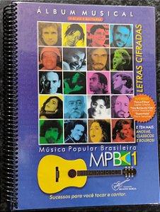 Música popular brasileira MPB 1 - letras cifradas para violão - Rene Faria Filho