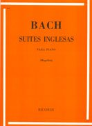 BACH - SUITES INGLESAS