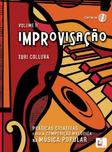 IMPROVISAÇÃO - Vol. 2 - Turi Collura