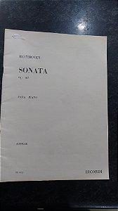 BEETHOVEN - SONATA OPUS 57 PARA PIANO