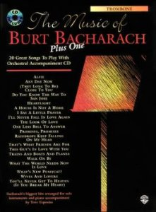 THE MUSIC OF BURT BACHARACH PLUS ONE - COM CD - TROMBONE