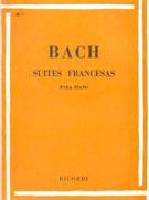 BACH - SUITES FRANCESAS PARA PIANO