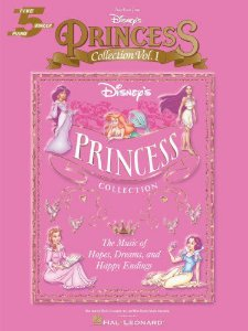 SELECTIONS FROM DISNEY`S PRINCESS COLLECTION VOL. 1 - Five Finger