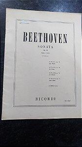 BEETHOVEN - SONATA OPUS 78 PARA PIANO