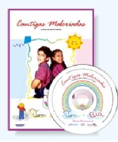 CANTIGAS MALCRIADAS - LIVRO DE PARTITURAS - Elvira Drummond