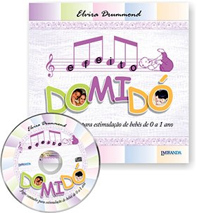 EFEITO DOMIDÓ - Com CD - Elvira Drummond