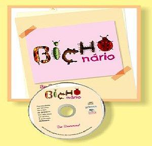 BICHONÁRIO - Com CD - Elvira Drummond / Bia Drummond