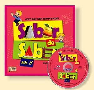 SABOR DO SABER VOL 2 - Com CD - Elvira Drummond