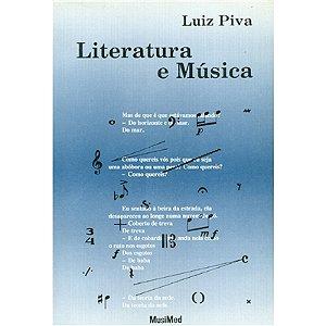 LITERATURA E MÚSICA - Luiz Piva