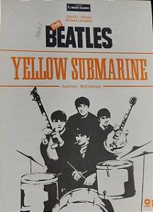 YELLOW SUBMARINE - partitura para piano e canto (baixos cifrados) - The Beatles Lennon - McCartney