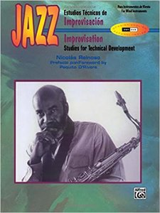 JAZZ IMPROVISATION STUDIES FOR TECHNICAL DEVELOPMENT - Nicolas Reinoso