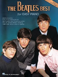 THE BEATLES BEST - FOR EASY PIANO  2ND EDITION