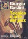 TECNICA E ARTE DEL JAZZ - Giorgio Gaslini
