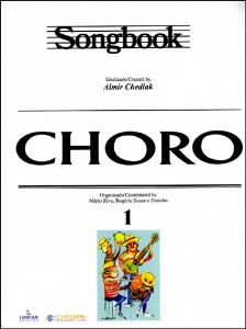 SONGBOOK - CHORO - Volume 01