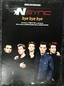 PARTITURA PARA PIANO: BYE BYE BYE - NSync