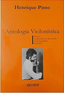 ANTOLOGIA VIOLONÍSTICA - Henrique Pinto