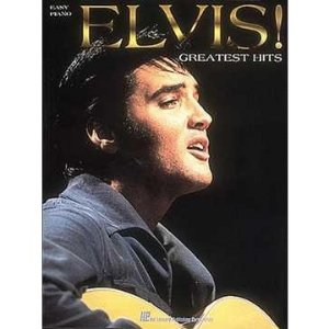 ELVIS - GREATEST HITS FOR EASY PIANO