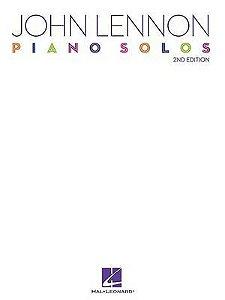 JOHN LENNON - PIANO SOLOS - 2ND EDITION