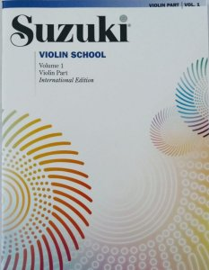 SUZUKI VIOLIN SCHOOL - Vol. 1 - Violin Part - International Edition