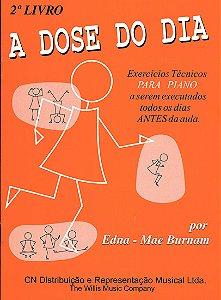 A DOSE DO DIA - 2º LIVRO (transitório) - Edna Mae-Burnam