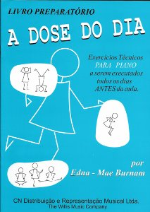 A DOSE DO DIA PREPARATÓRIO - Edna-Mae Burnam