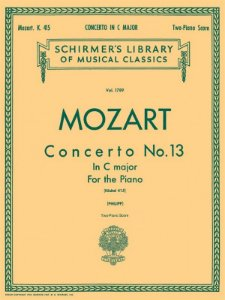 MOZART – CONCERTO N° 13 in C Major for 2 pianos (K415) - Mozart