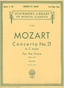 MOZART – CONCERTO N° 21 in C Major for 2 pianos / 4 mãos (K467) – Mozart