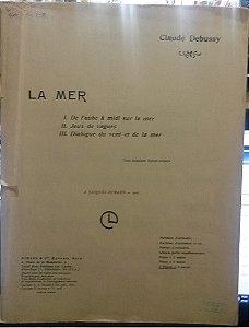 LA MER 2 pianos / 4 mãos - Debussy