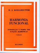 HARMONIA FUNCIONAL - H.J. Koellreutter