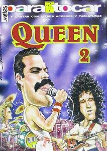 Queen - Para Tocar, cantar com letras, acordes e tablaturas vol. 2