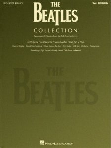 THE BEATLES COLLECTION - Big note piano - 2nd edition