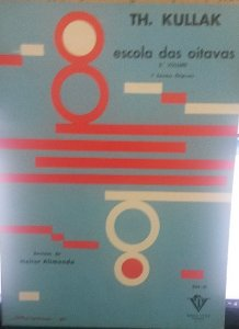 KULLAK – ESCOLA DAS OITAVAS – VOL. 2 (7 estudos originais) - Kullak