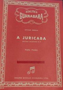 A JURICABA - partitura para piano - Arnaldo Rebello
