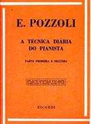 POZZOLI - A Técnica Diária Do Pianista - Partes 1 e 2