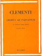 CLEMENTI - GRADUS AD PARNASSUM - 34 ESTUDOS PARA PIANO - Clementi