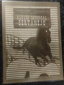 ÁLBUM MUSICAL SERTANEJO vol 1 - Rene Faria Filho