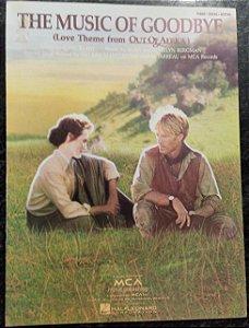 THE MUSIC OF GOODBYE (Tema do filme Out of Africa) - John Barry, Alan e Marilyn Bergman